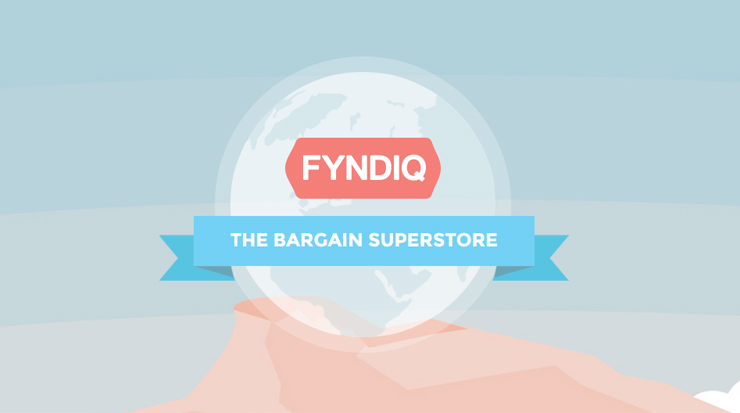 Fyndiq Marketplace website