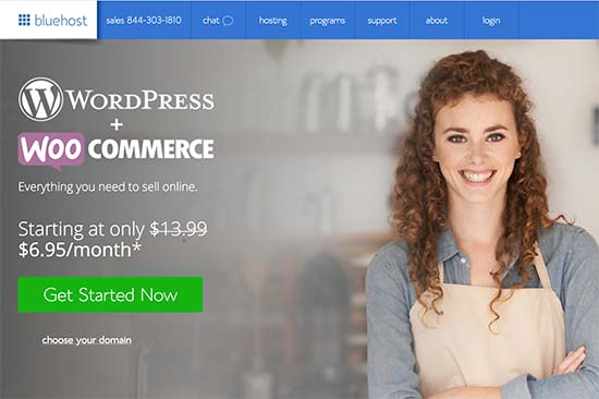 Blue Host WooCommerce