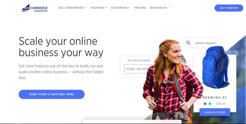 Best WordPress eCommerce Plugin-BigCommerce
