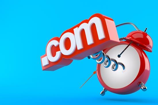 Choose Perfect dot Com Domain