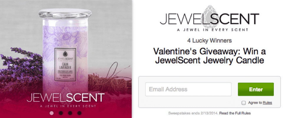 Jewelscent Giveaway