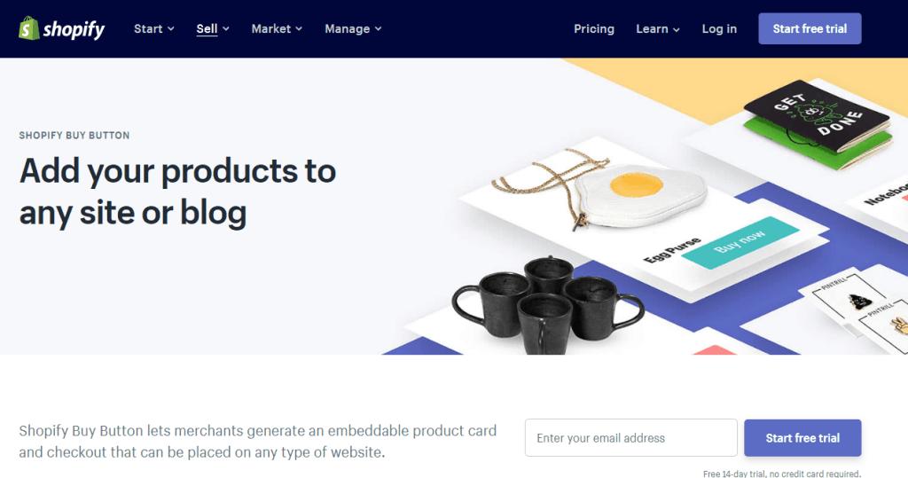 Best WordPress eCommerce Plugin-Shopify