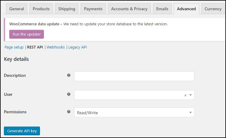Grant ReadWrite Permission to the User for Dropshipping Store
