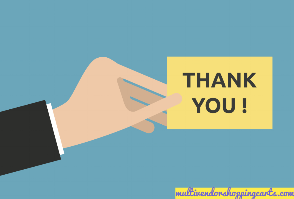 Generate More Sales in eCommerce Store with Thank You Page