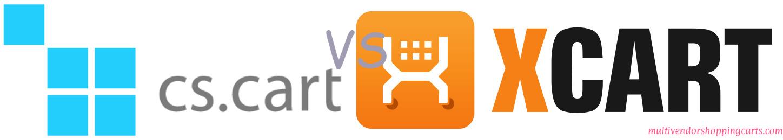 Comparison Between CS-Cart vs X-Cart Multi-vendor