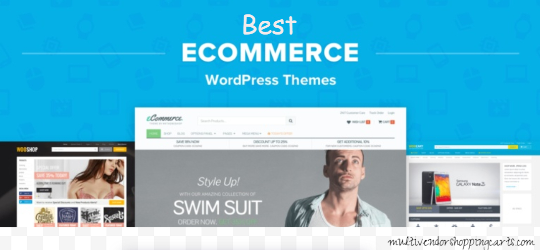 20+ Best Ecommerce WordPress Themes for 2019