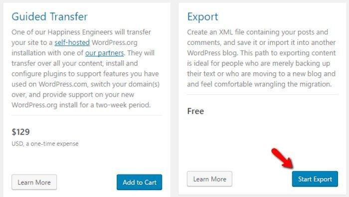 Migrate WordPress.com to WordPress.org-2