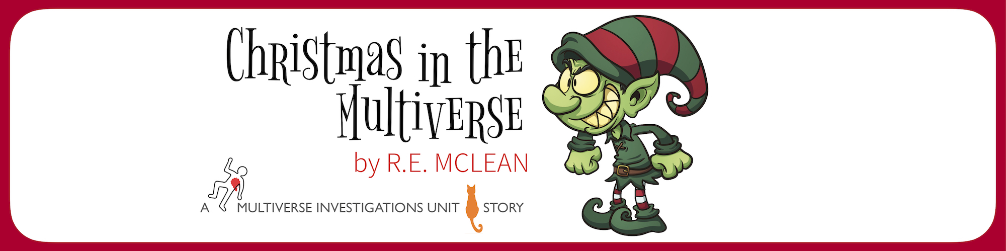 Christmas in the Multiverse by RE McLean