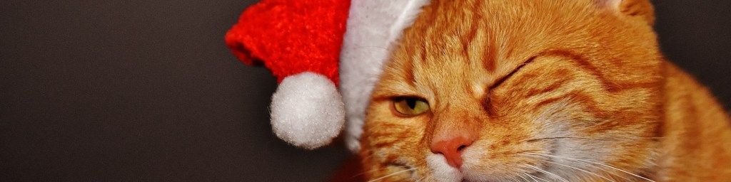 Man-eating Cats and Pooping Logs – Some Odd Christmas Traditions