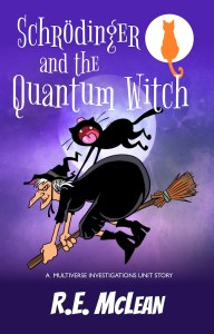 Schrödinger and the Quantum Witch