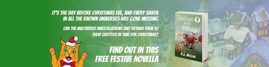 A FREE Christmas Book!