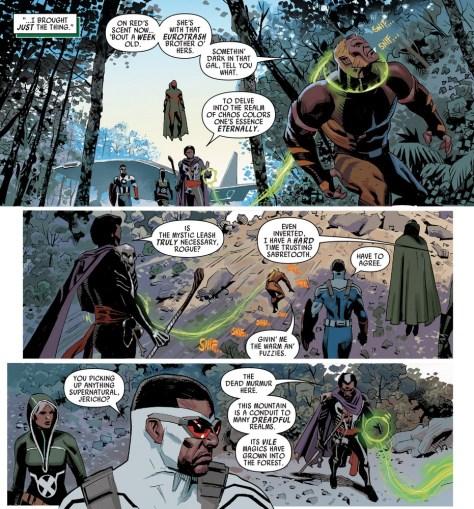 Uncanny Avengers (2015-) 001-010