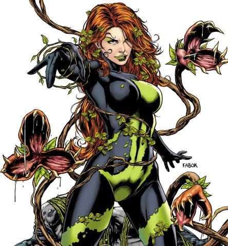 worst  she villains - Poison Ivy 01