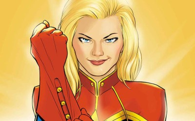 Captain Marvel 01