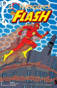 Convergence - The Flash (2015) 001-000