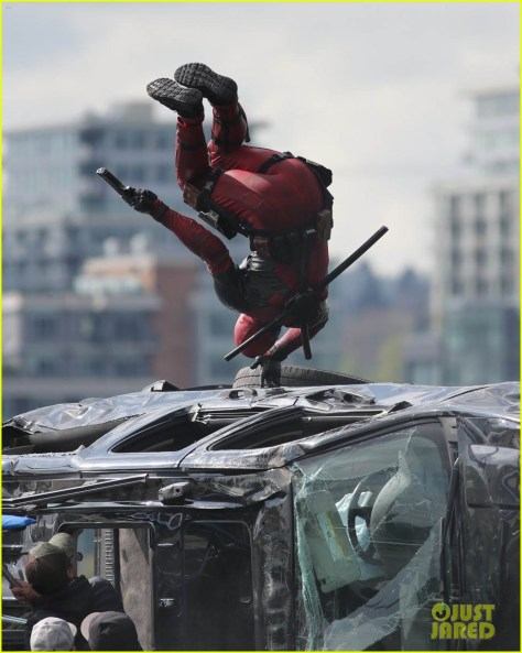 Deadpool set pictures 03