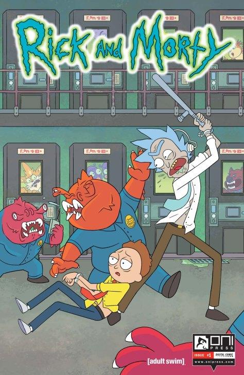 Rick & Morty 001-000-01