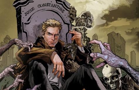 Gay in comics - John Constantine