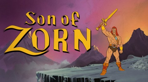 Son of Zorn trailer - Header