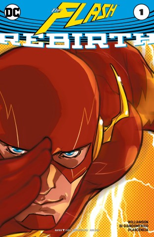 The Flash - Rebirth review 01