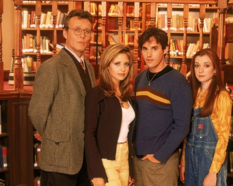 buffy the vampire slayer 08