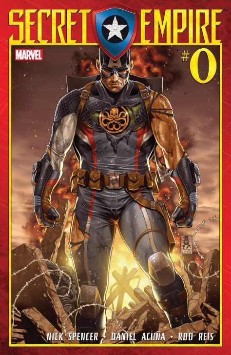 Secret Empire (2017-) 000-000
