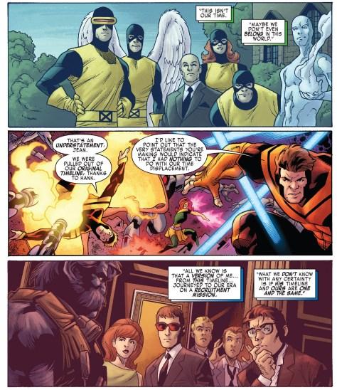 X-Men Prime (2017-) 001-020