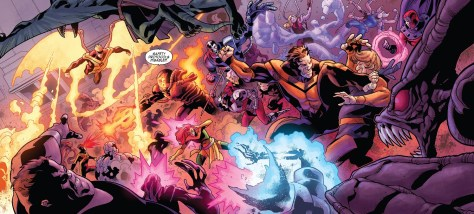 X-Men Prime (2017-) 001-022