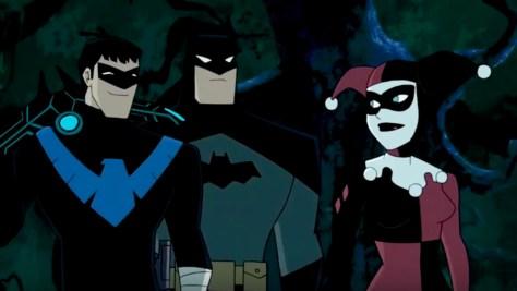 Batman and Harley Quinn 01