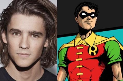 TV Titans Robin