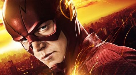 The Flash Season 4 - Header