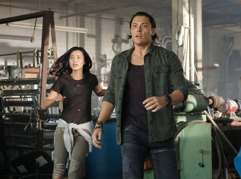 The Gifted, eXit strategy 09