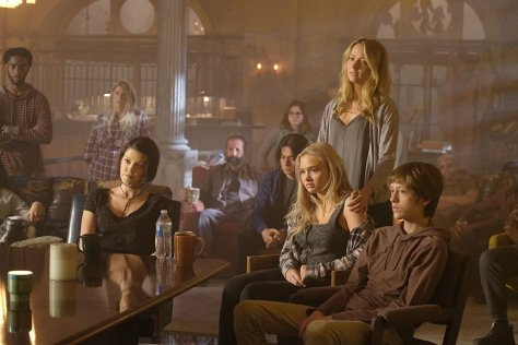The Gifted, eXit strategy 12