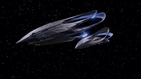 The Orville, Krill 07