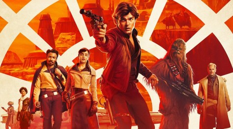 Solo a star wars story trailer - header