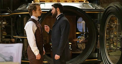Time After Time, 101 - Freddie Stroma and Josh Borman