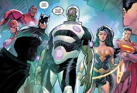 Justice League - No Justice (2018-) 001-012