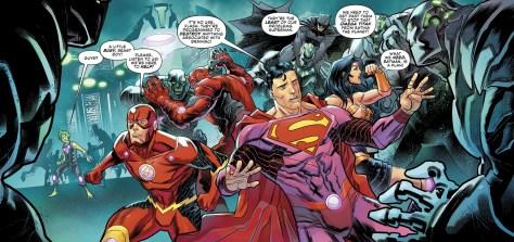 Justice League - No Justice (2018-) 002-006