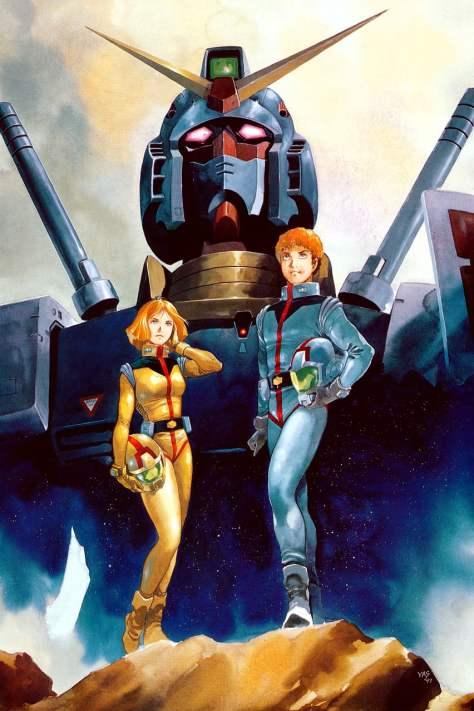 Mobile Suit Gundam 02