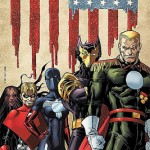 Justice Society Of America Continues With More Nazi Pounding