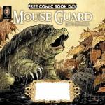 FCBD Review: Archaia's Mouse Guard/Fraggle Rock Flip Book