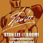 Stan Lee To Have Boom Press Conference This Wednesday At SDCC