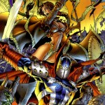 Crossed-Out Crossovers: Medieval Spawn / Witchblade