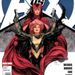 Marvel Unveils Avengers vs. X-Men #0 Cover