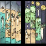 """Kurtis Wiebe Discusses the Finale and Mythology of """"Green Wake"""" (Interview)"""