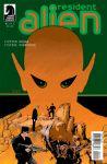 Resident Alien #2 Cover