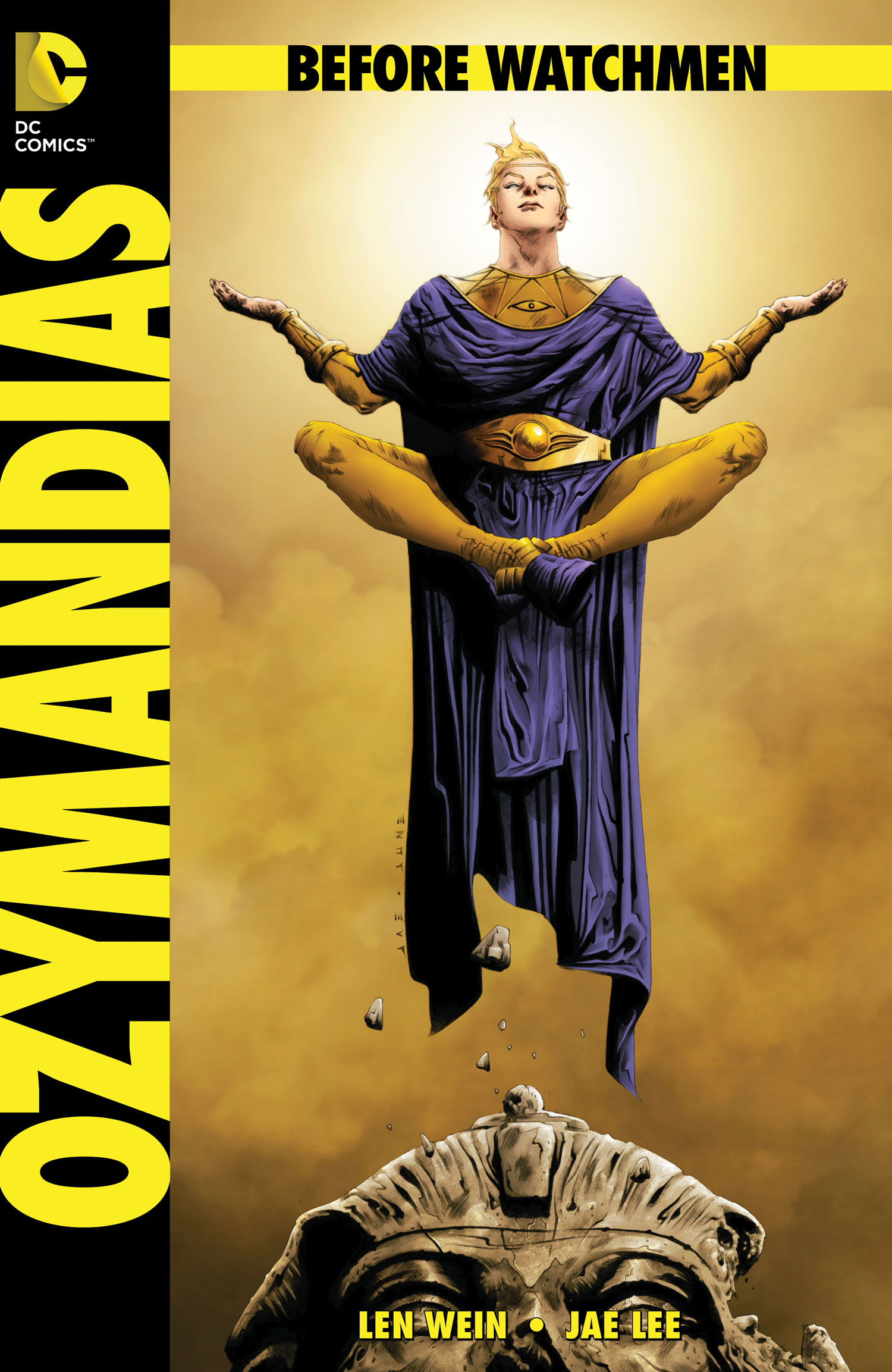 Ozymandias Watchmen