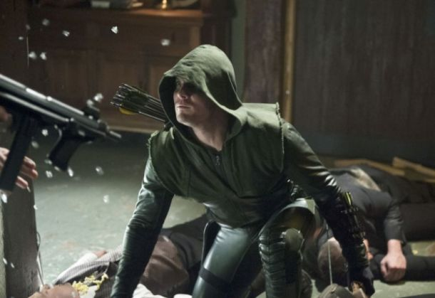 Arrow Season 2 Trailer Shows Guest Stars and New Characters