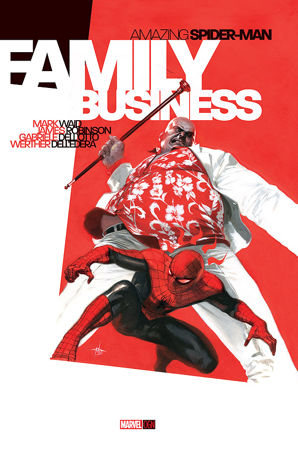 Review: Amazing Spider-Man: Family Business