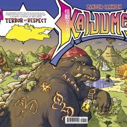 Kaijumax 1 by Zander Cannon